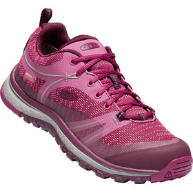 Keen Terradora WP Shoes Women Boysenberry/Grape Wine